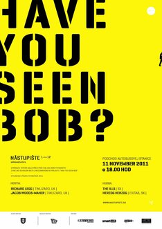 Have you seen Bob?