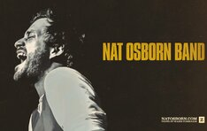 Nat Osborn Band (USA) live